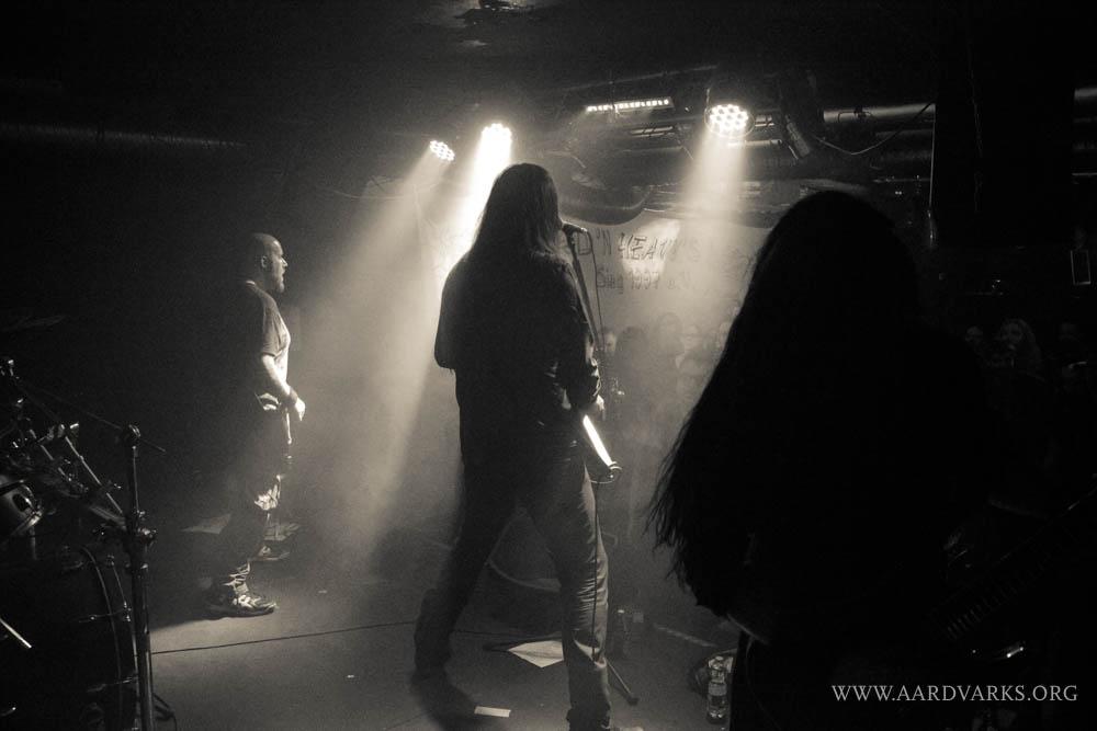 AARDVARKS auf dem 2. Live & Loud